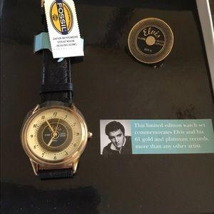 Elvis Presley Fossil Watch